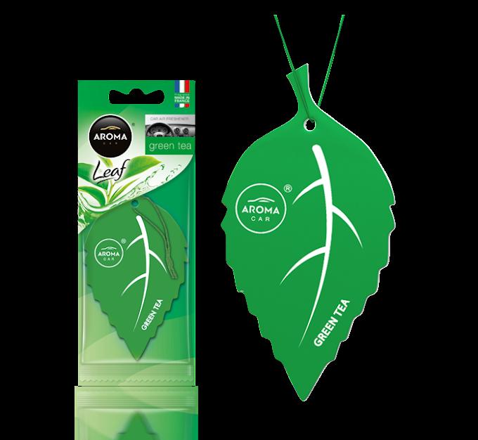 Lá thơm Leaf Aroma – Green Tea