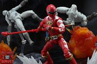 Power Rangers Lightning Collection Dino Thunder Red Ranger 54