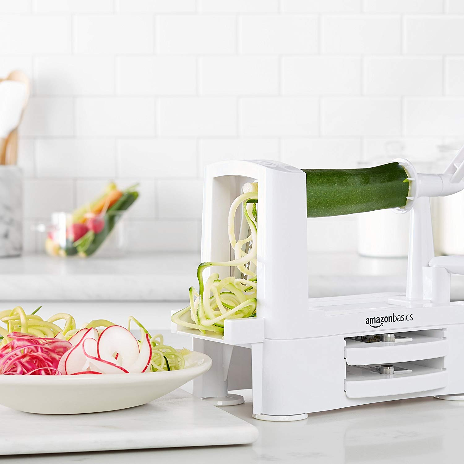 3-Blade Vegetable Spiralizer