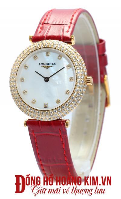 đồng hồ longines nữ mới về giá rẻ