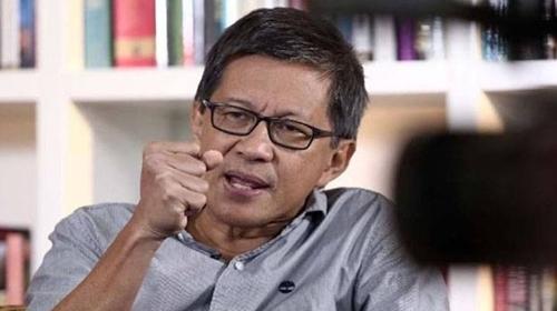 Rocky Gerung: Kondisi di Indonesia Rumit dan Simpang Siur