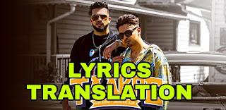 Taakre Lyrics in English | With Translation | - Jassa Dhillon | Gur Sidhu