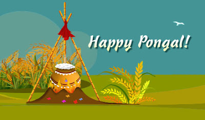 Happy Pongal 2017 Greetings