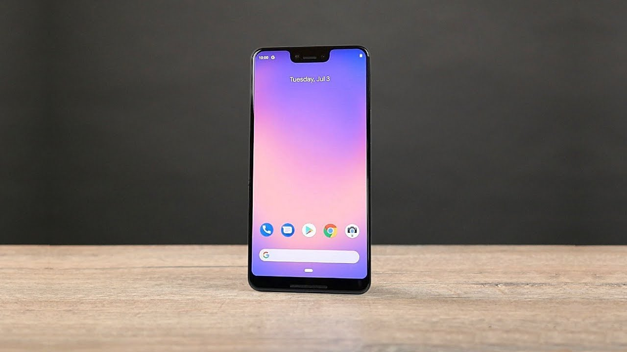 [Leaked] Google Pixel 3 XL Spotted In Wild