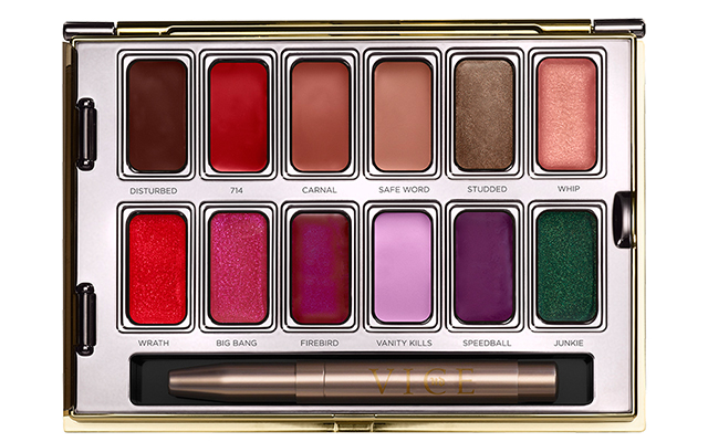 Urban Decay Vice Lipstick Palette in Junkie