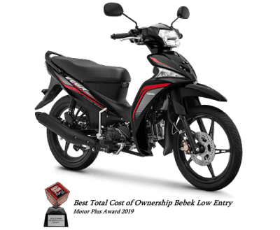 Tipe Busi Yamaha Vega Force