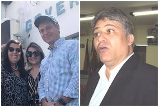 Marcelo Bandeira toma o partido do PDT das mãos de Beto Meireles