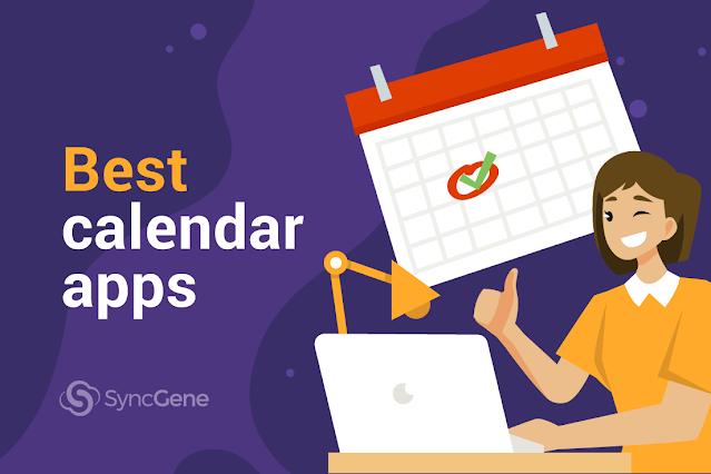 Best Calendar Apps in 2020!