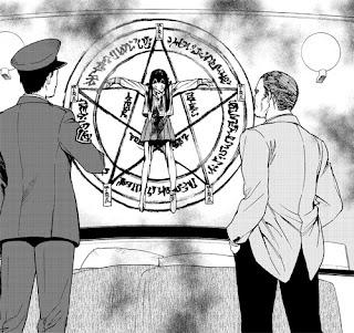 Manga shonen - Seraph of the end - des démons prennent possession des humains