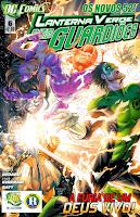 Os Novos 52! Lanterna Verde - Os Novos Guardiões #6