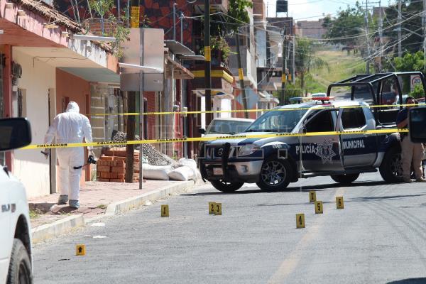 Violencia en Guanajuato imparable por la guerrita del CJNG y El Marro