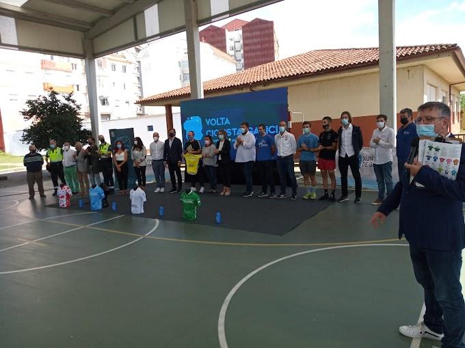 La Volta Ciclista a Galicia, dedicada a Guillermo Sande, empieza hoy