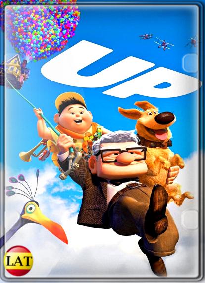 Up: Una Aventura de Altura (2009) DVDRIP LATINO
