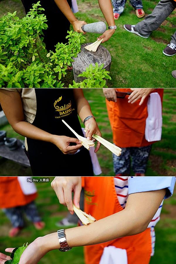 曼谷烹飪學校 Bangkok Baipai Thai Cooking School Lemongrass檸檬香茅