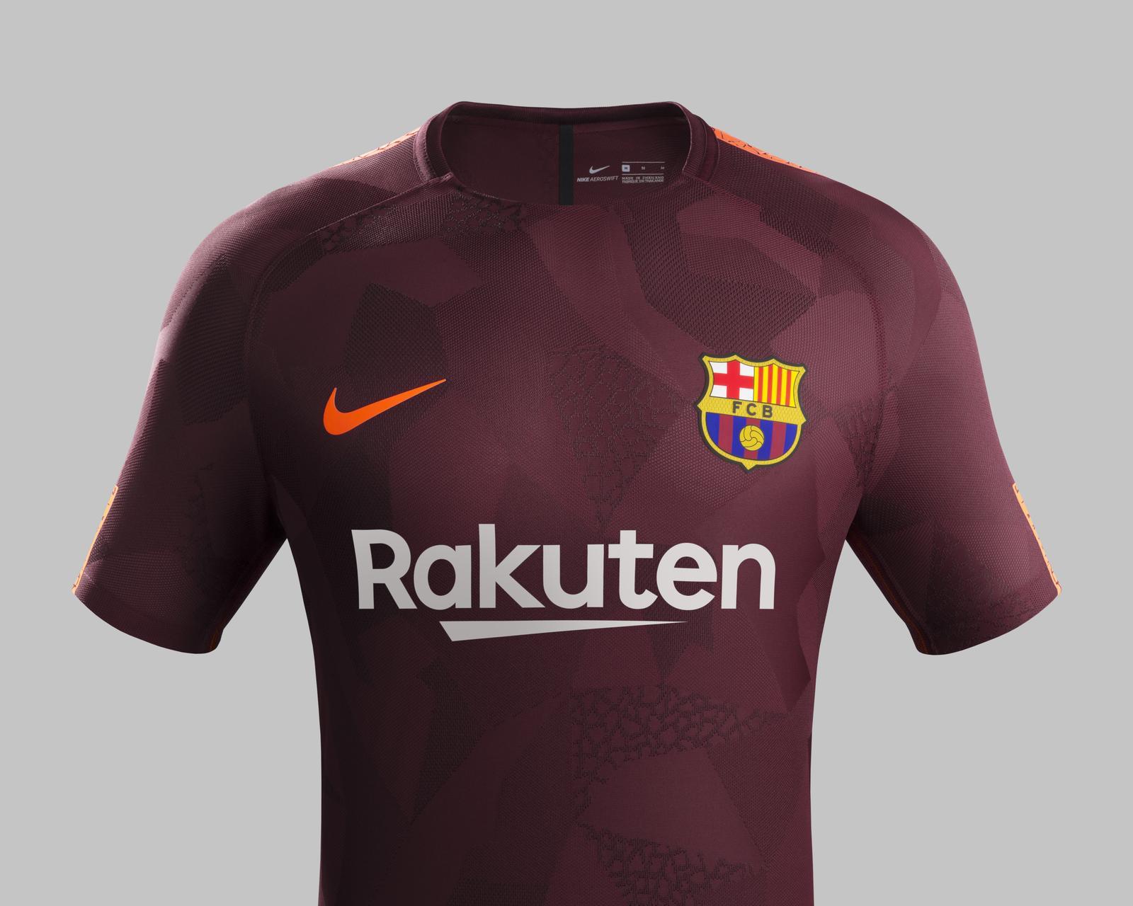 Maillot THIRD FC Barcelona Messi