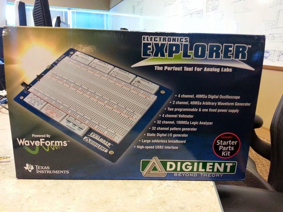 Electronics Explorer Board by Digilent