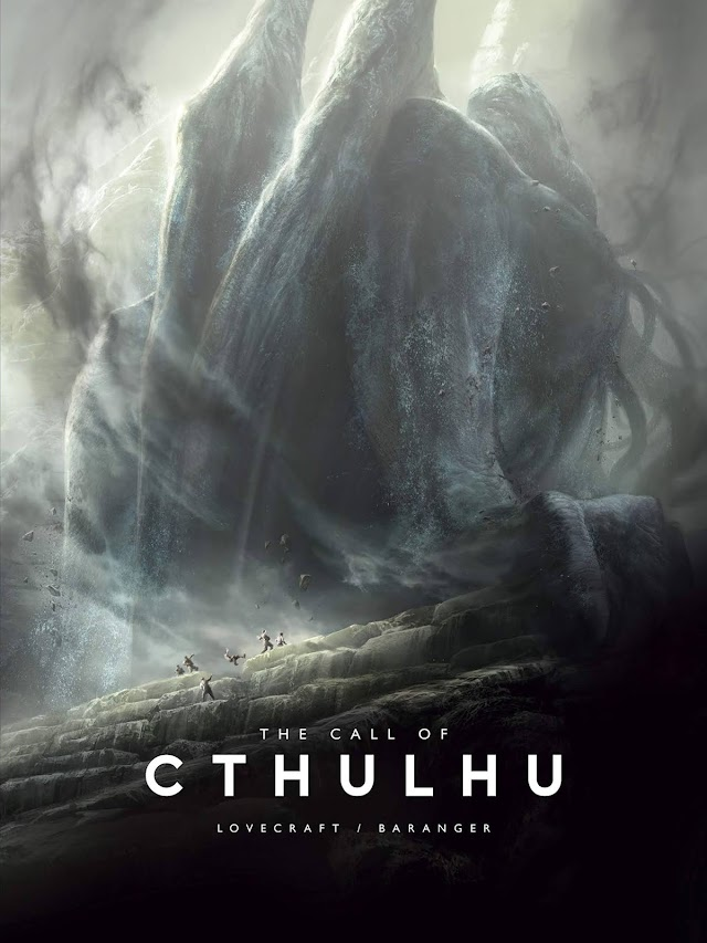"""""""The Call of Cthulhu"""" de Lovecraft y François Baranger"""