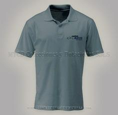 Camisa polo gris en Polux de Lafayette