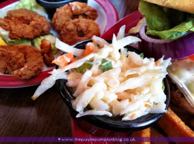 TGI Friday's Watford Review at The Purple Pumpkin Blog