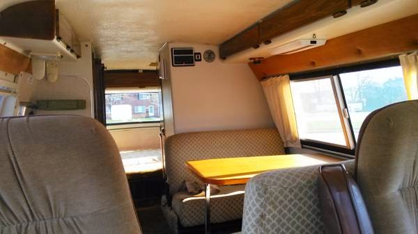 Used RVs 1985 Dodge Xplorer Class B Kept In Garage For ...