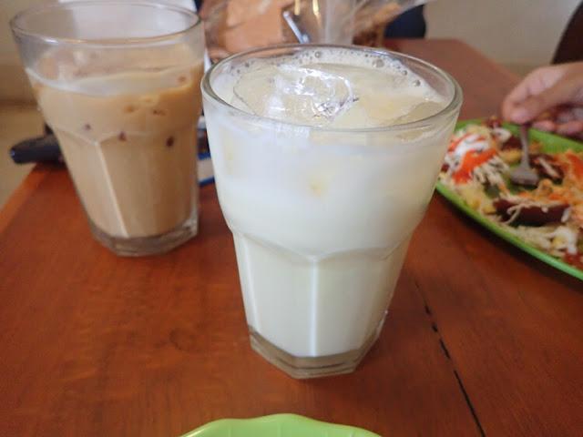pilihan minuman di sitti kawwa