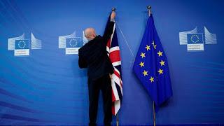 Inggris Keluar dari Uni Eropa Hari Ini