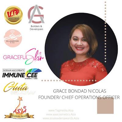 Grace Bondad Nicolas, Tag Media, AAA Trading