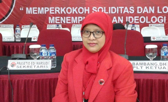 Tak Sesuai Hati Nurani, Ketua DPC PDIP Jakbar Mengundurkan Diri