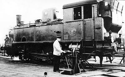 Efter mycket sökande och hel del förfrågningar runt omkring i  järnvägskretsar 2e004ebe688ae