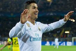 Cuplikan Gol Real Madrid vs Malaga 3-2