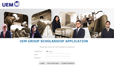 scholarship application form online, free scholarship