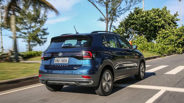 VW T-Cross 2020
