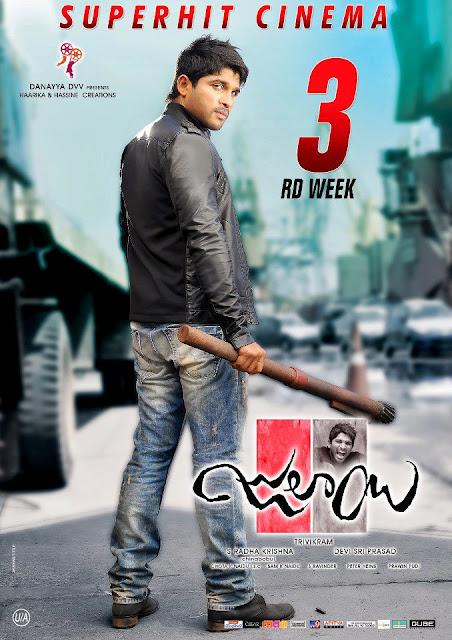 Julayi (Dangerous Khiladi) (2012) UNCUT 720p HEVC BluRay x265 Esubs [Dual Audio] [Hindi – Telugu] – 800 MB