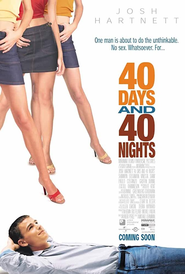 40 Days and 40 Nights 2002 x264 720p Esub BluRay Dual Audio English Hindi GOPI SAHI