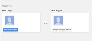 cara buat blogspot