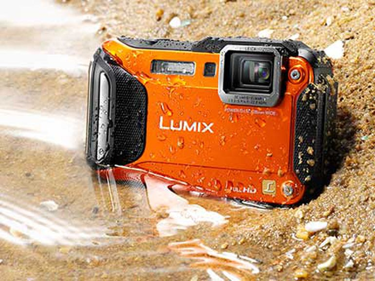 Panasonic Lumix Dmc - Ft5