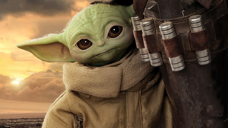 Baby Yoda The Mandalorian Season 2 Hd 4k Wallpaper 5 2850