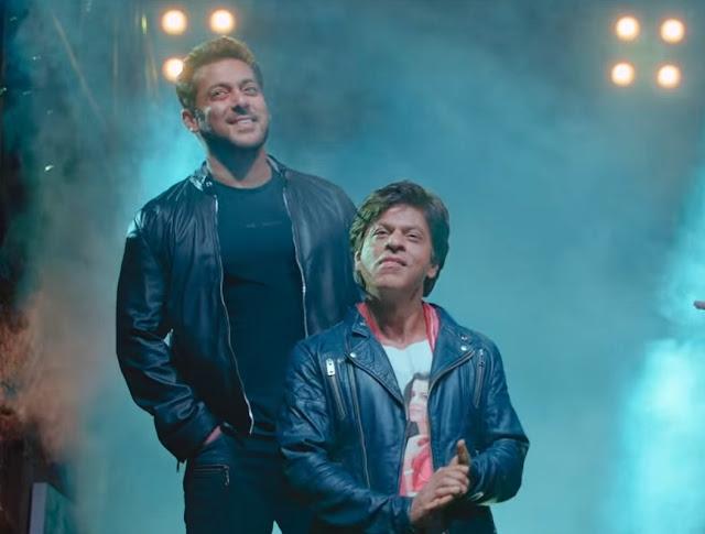 Zero Teaser Release Shah Rukh Khan And Salman Khan