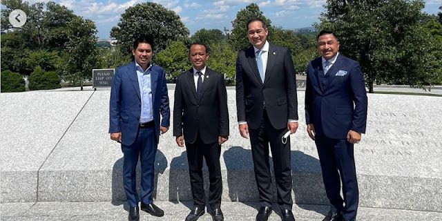 Kenapa Jokowi Kecewa, Bukannya Menteri Kunker Ke Luar Negeri Harus Izin Presiden