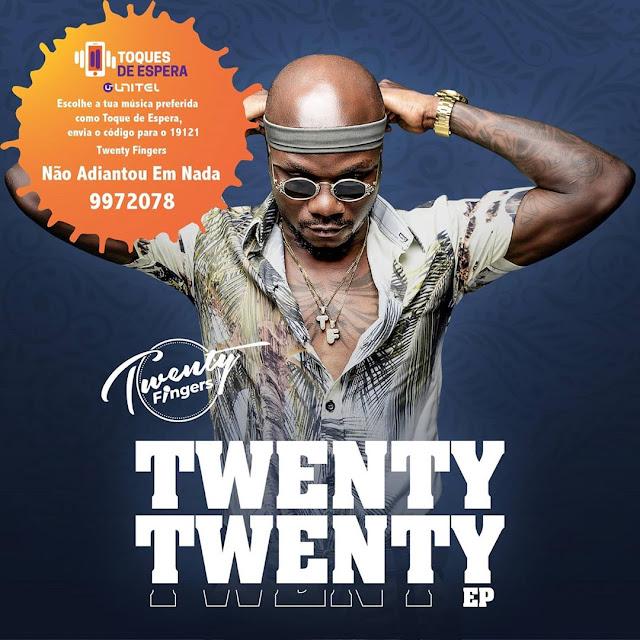 """Twenty Fingers anuncia """"Novo álbum a caminho"""""""