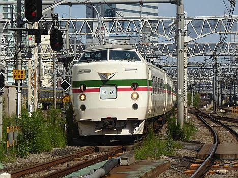 中央本線 木曽あずさ号 新宿⇔南木曽(2017.7~9に3往復運行)
