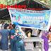 Gelar Pasar Murah, Warga Kota Manado Serbu Lantamal VIII