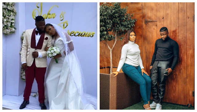 Check out more Photos from Singer, Skales Wedding