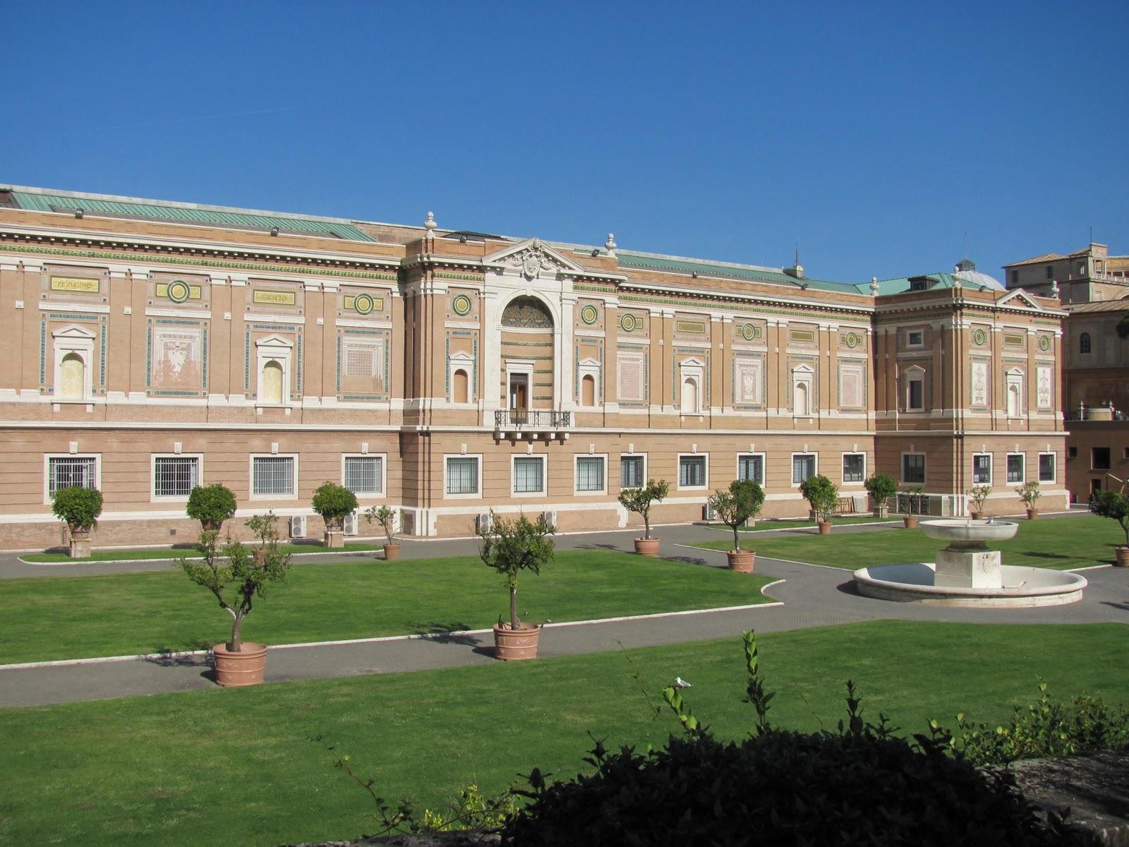 Cultural Heritage I Giardini Vaticani