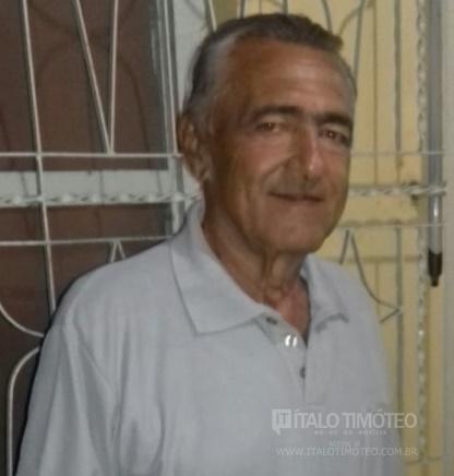 Aos 67 anos, morre ex-vereador de Delmiro Gouveia, Hélio Oliveira