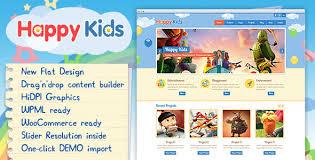 Download Happy Kids v3.4.0 Children |  WordPress Theme