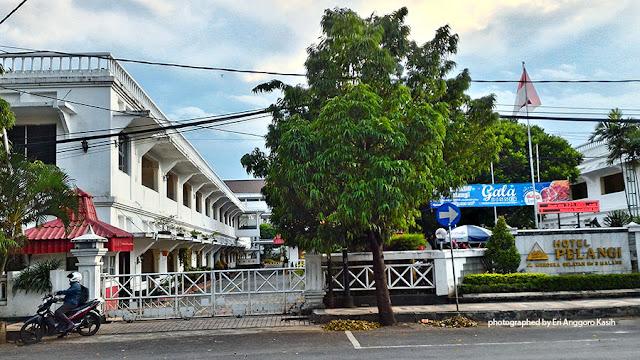 Hotel Pelangi Malang.