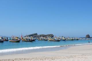 Papuma, Pantai Papuma, Papuma Beach, Jember, Jawa Timur