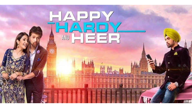 Happy Hardy And Heer (2020) Hindi Movie 720p HD CamRip Download