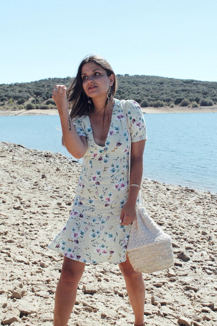 Vestido casual verano blog de moda